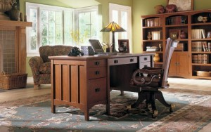 Mission Style Office Furniture