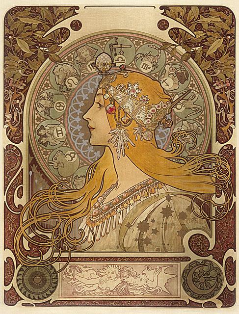 What Is Art Nouveau Design