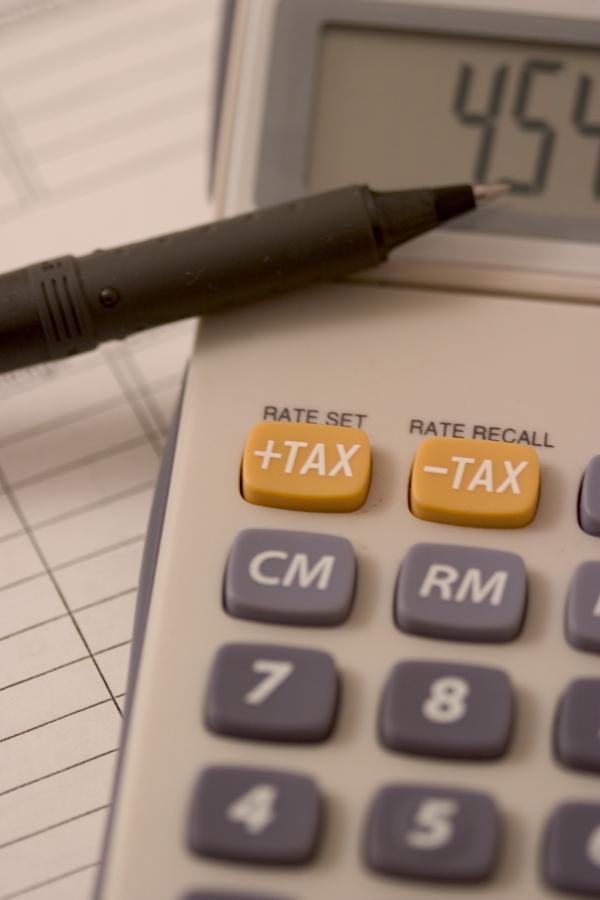 Calculator Tax