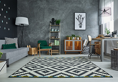 Choosing The Best Rug For Scandinavian Interior Design