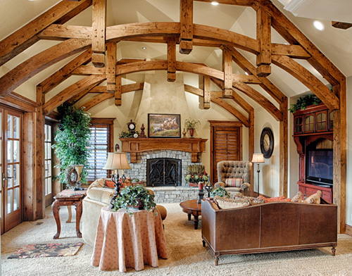 Timber Frame Homes A Rustic Dream Made Affordable