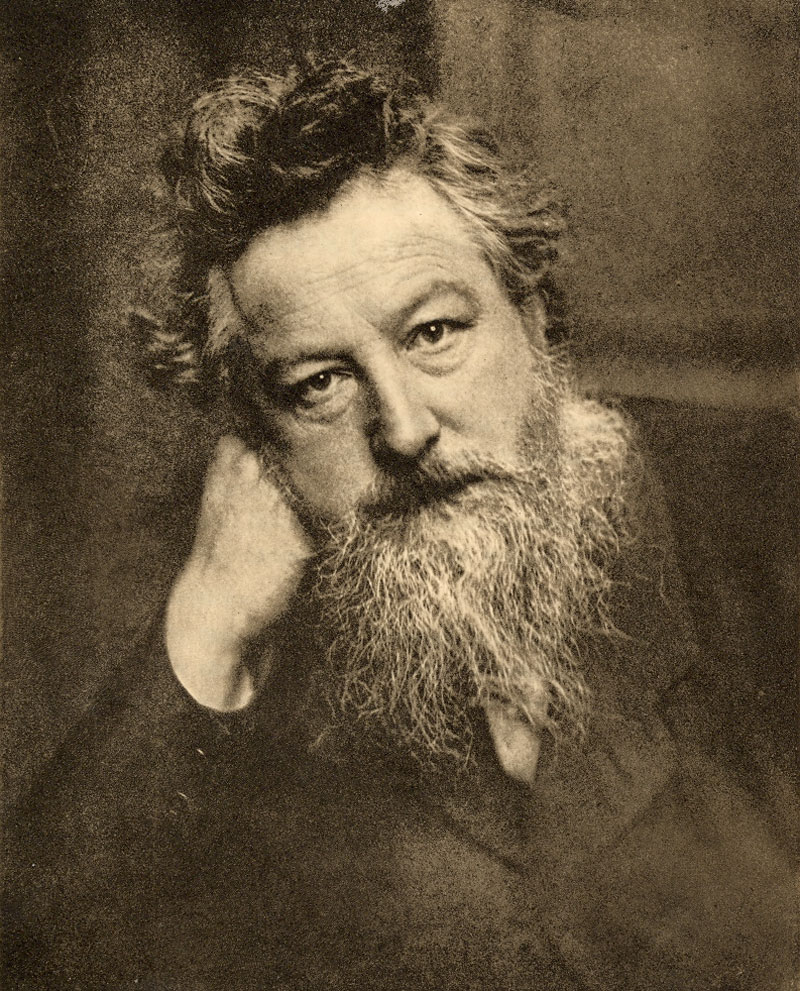 William Morris Tapestry Artisan Of The Arts And Crafts