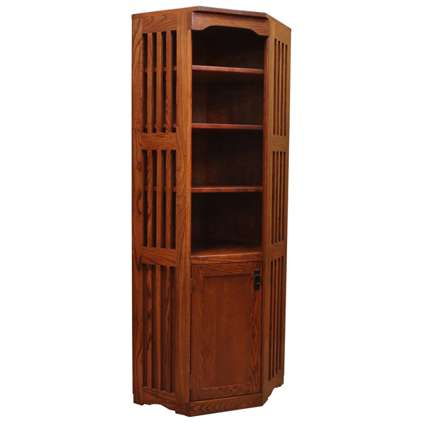 Quality Solid Oak Bookcases Wood Bookcases Mission Bookcases