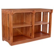 antique style dp ac oak shelf com bookcase of furniture amazon liverpool mission finish america l