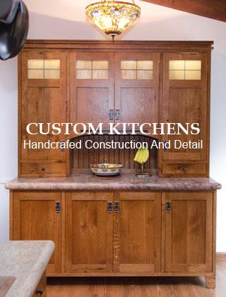 Commercial Furniture · Custom Furniture · Custom Kitchens