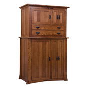 Amish Made China Cabinet Drkw6261