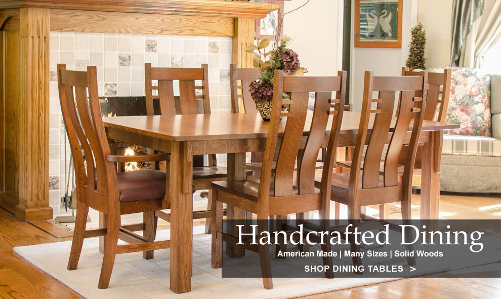 Barn Furniture - The Best Built Wood Furniture in America Since 1945