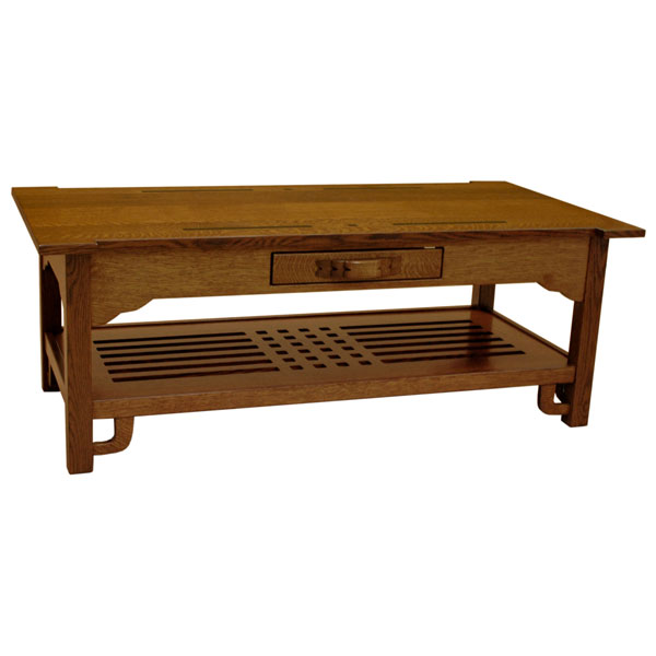 48 X 24 Greene Greene Coffee Table Lfkwg2448181