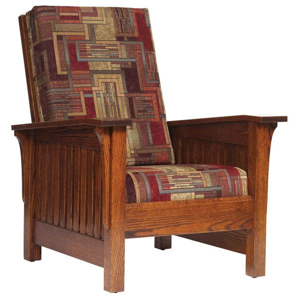 sc 1 st  Barn Furniture & Amish Mission Slat Chair - LFQ1500F0 islam-shia.org