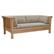 Amish Mission Prairie Sofa