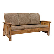 Living Room Furniture - Mission Living Room Furniture - Oak Living ...