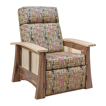 sc 1 st  Barn Furniture : mission style recliner chair - islam-shia.org