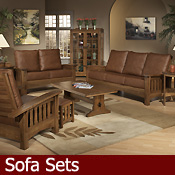 mission style living room. By Types Living Room Furniture  Mission Oak