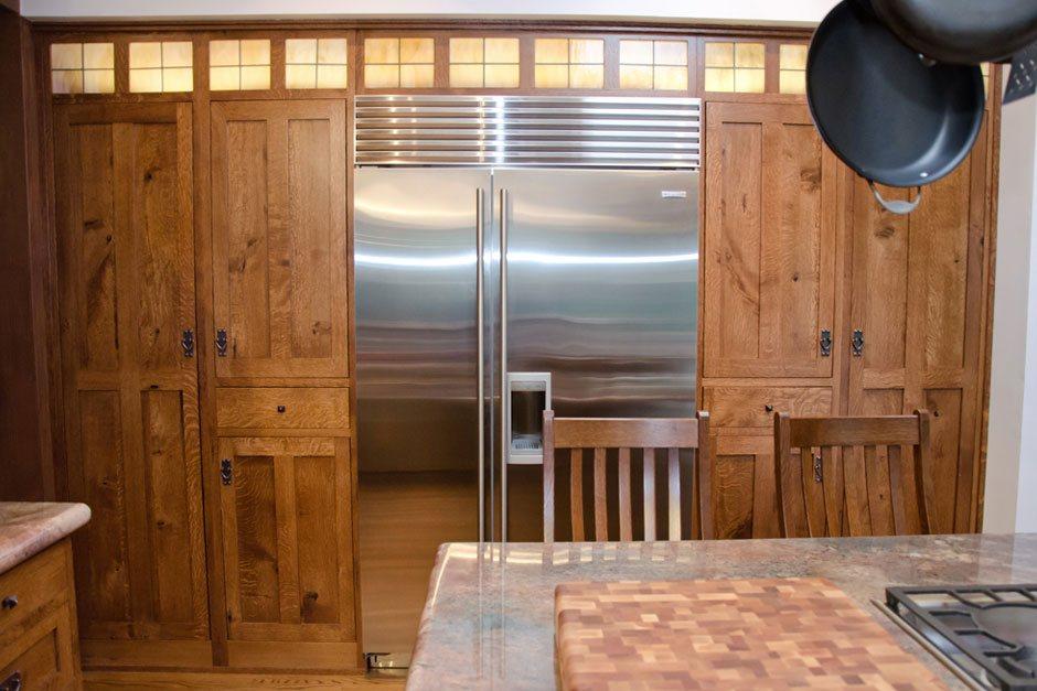 Custom Amish Kitchen Cabinets | Barn Furniture