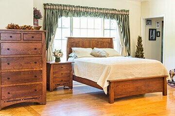 Buy Amish Furniture | Handcrafted Solid Wood Furniture Mart