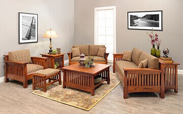 Buy Living Room Handcrafted Solid Wood Furniture