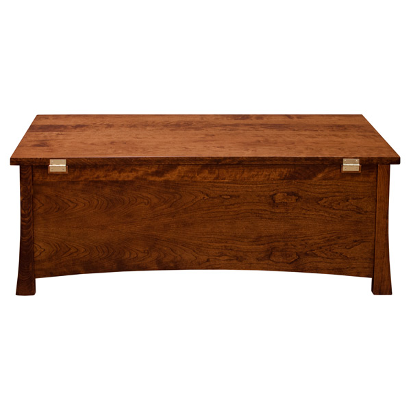Mission Hope Chest Cherry