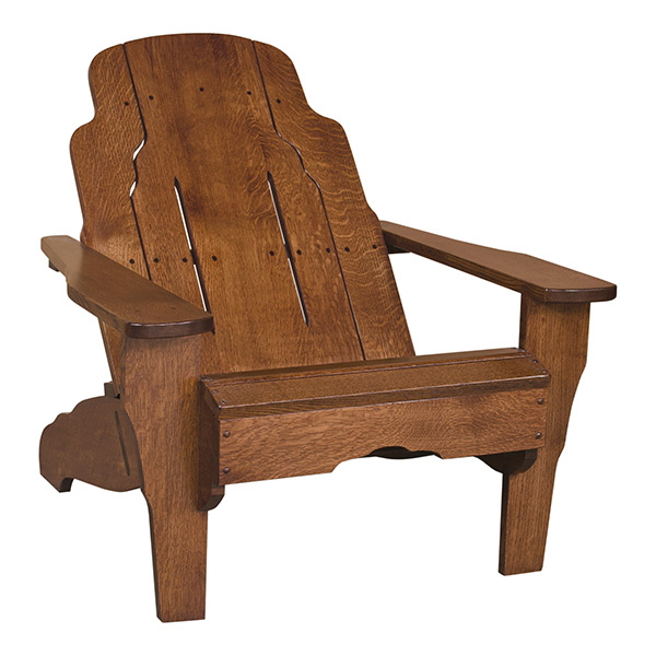 Greene U0026 Green Adirondack Chair