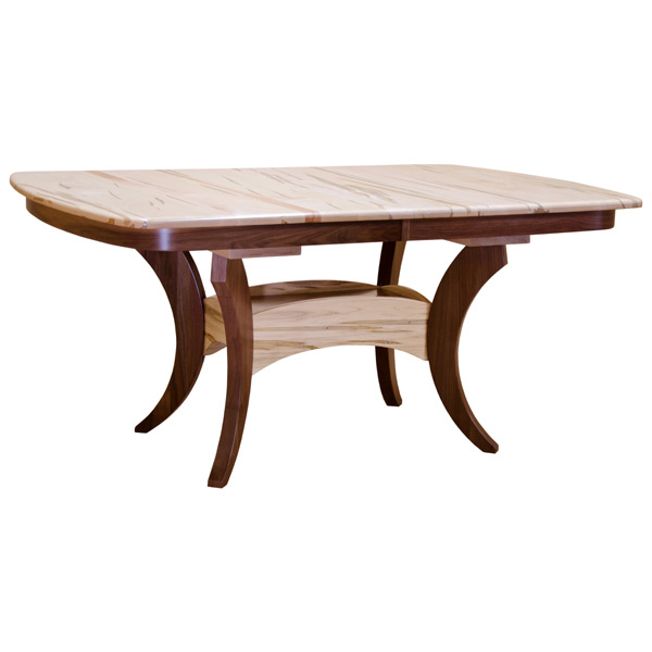 Peachy Amish Galveston Solid Wood Dining Table Beutiful Home Inspiration Cosmmahrainfo