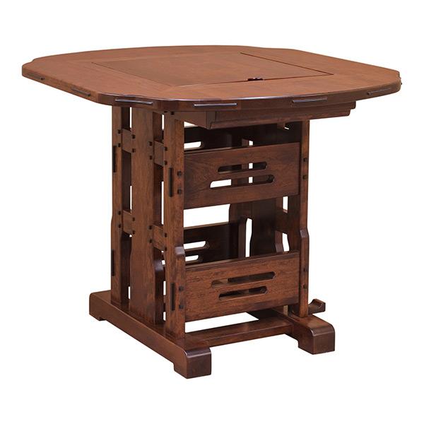 Greene Multi Game Table Barn, Greene And Greene Furniture