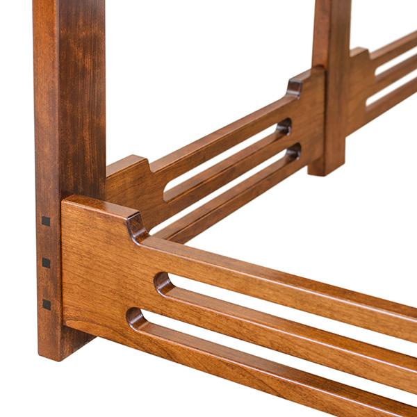 "70"" Amish Greene & Greene Server | Barn Furniture"