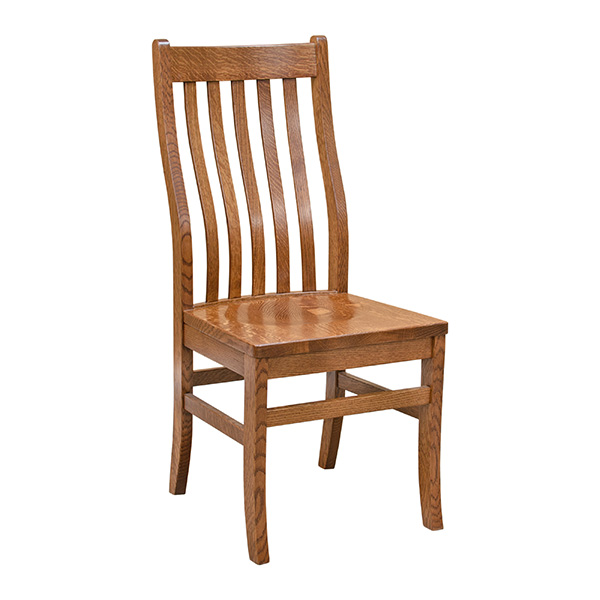 Amish Mission Rochester Dining Chair Barn Furniture
