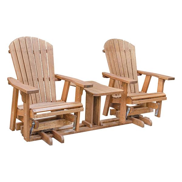 Patio Glider Rocker Chairs Set Barn
