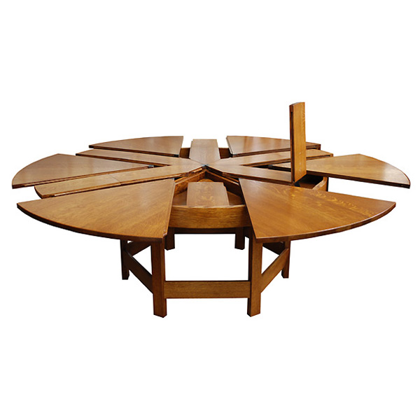 Henry Greene Puzzle Table Dining Tables Barn Furniture
