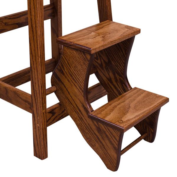 Mission Flip Step Stool Step Stools Barn Furniture
