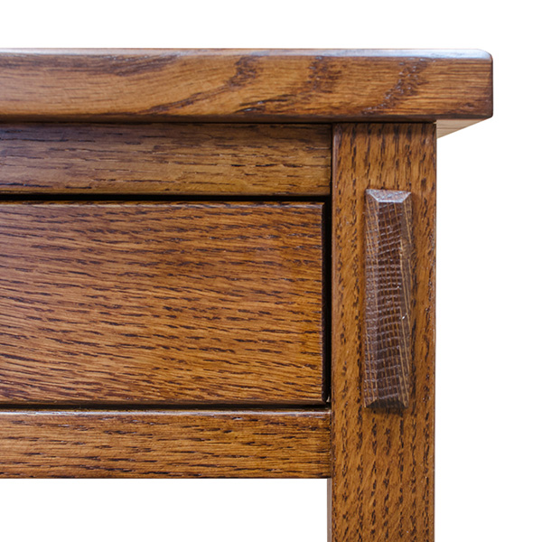 Dutch Mission Phone Stand | End Tables | Barn Furniture
