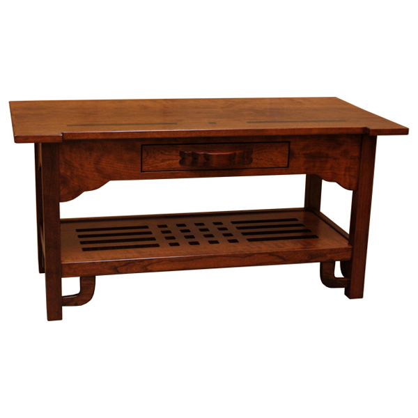 36 X 18 Greene Greene Coffee Table Barn Furniture