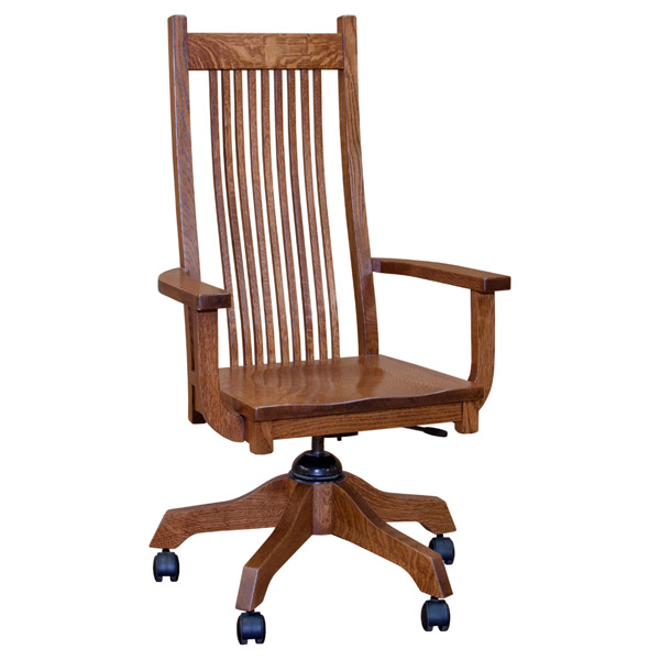 Royal Mission Office Chair W Arm
