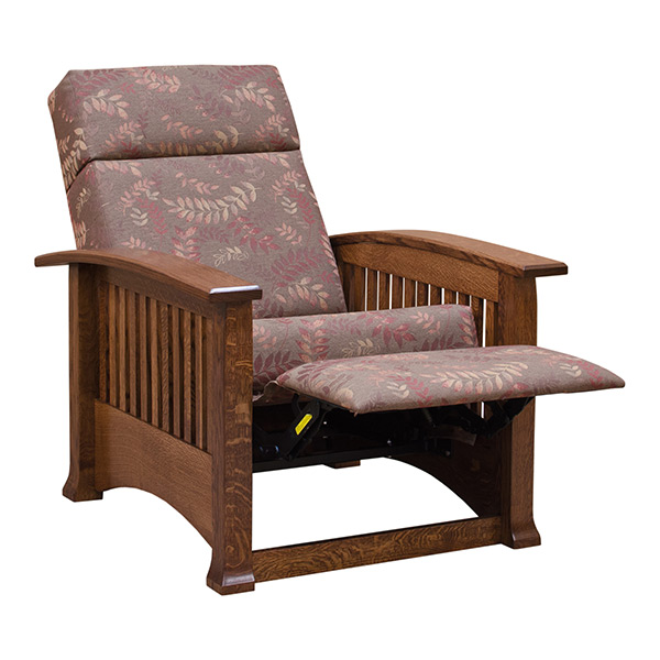 Small Mission Morris Chair