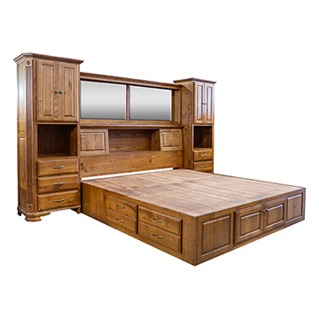Southern Pier Wall Bed Beds Barn Furniture