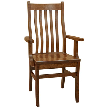 Amish Mission Rochester Arm Chair