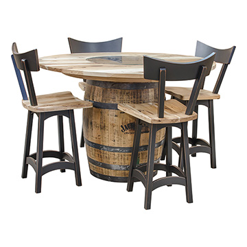 Jack Daniels 54 Quot Pub Table Dining Tables Barn Furniture