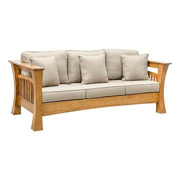 Charmant Gateway Mission Sofa | Sofas U0026 Loveseats | Barn Furniture   Craftsman  Furniture Made In USA