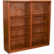 Contemporary 48'' x 48'' Bookcase