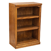"""24"""" x 36"""" - Traditional Bookcase"""