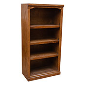 """24"""" x 48"""" Traditional Bookcase"""