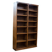 "Traditional 48"" x 84""  Bookcase"