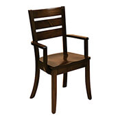 Evergreen Side Chair Dining Chairs Barn Furniture