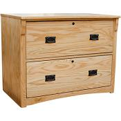Mission 2-Drawer Lateral File Cabinet