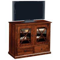 Brandy Wine TV Stand