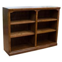 "Traditional 48"" x 36"" Bookcase"
