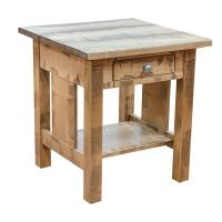 Amish Mission  End Table