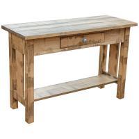 "42"" Sofa Table w/ Drawer"