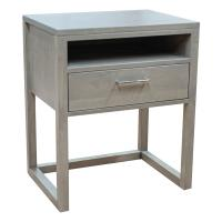 Almond Nightstand