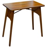 Elm Wood Amish Folding Table