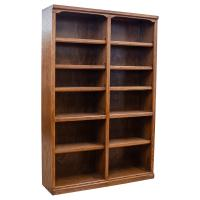 """Traditional 48"""" x 72""""  Bookcase"""
